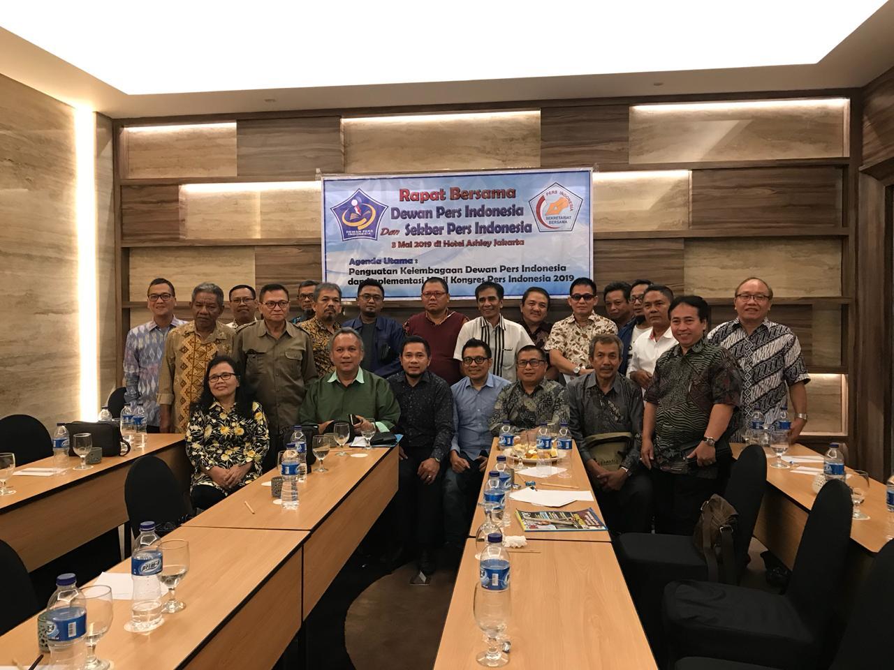 Kpd Yth: Pimpinan Media dan Wartawan