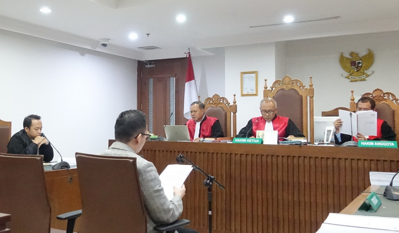 Kasus PT MPFI Masuk Putusan, Terdakwa Minta Dibebaskan