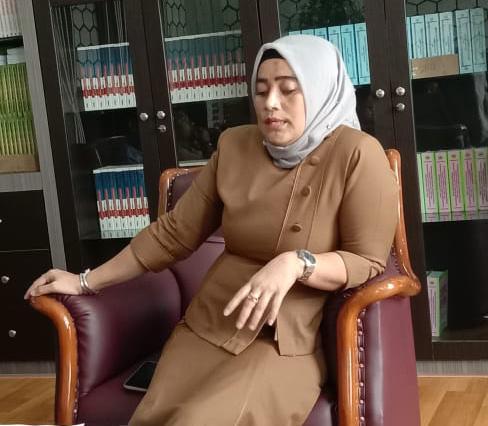 """Terkait Dugaan Pengeroyokan Wartawan, Badria Rikasari : """" Itu tidak benar """""""