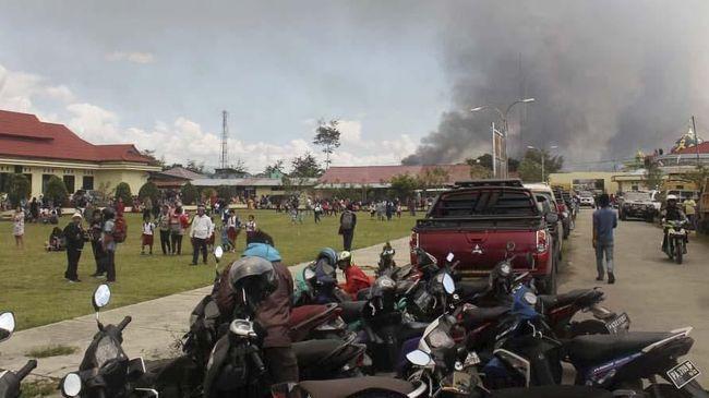 Kesaksian Warga: Perusuh Bukan Penduduk Wamena