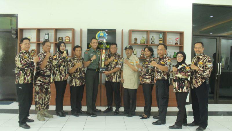 Dandim 0735/Surakarta Silaturahmi Dengan FKPPI 11.35 Surakarta, Ini Tujuannya