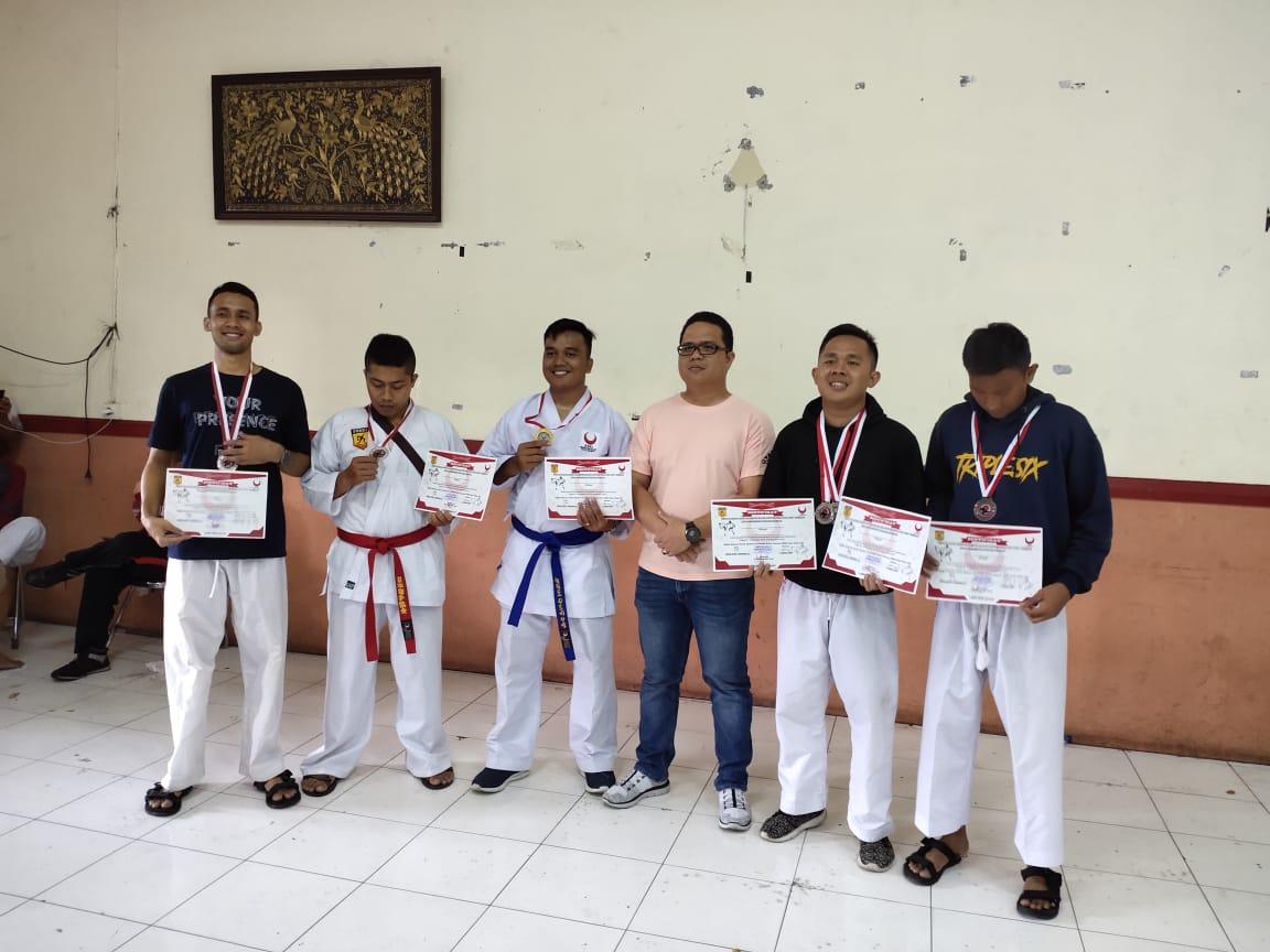 Lapas Siantar raih 6 Medali pada Kejurda ASKI sumut di Medan