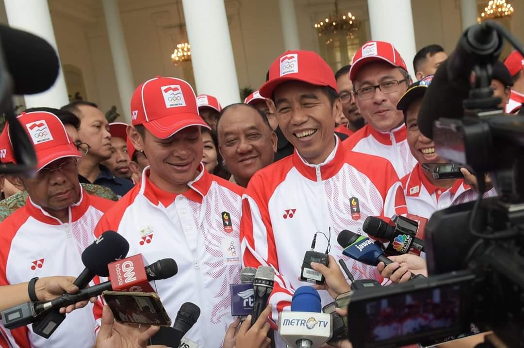 Selain Pertimbangan MA, Presiden Jokowi Sebut Grasi Kepada Mantan Gubernur Riau Karena Alasan Kemanusiaan