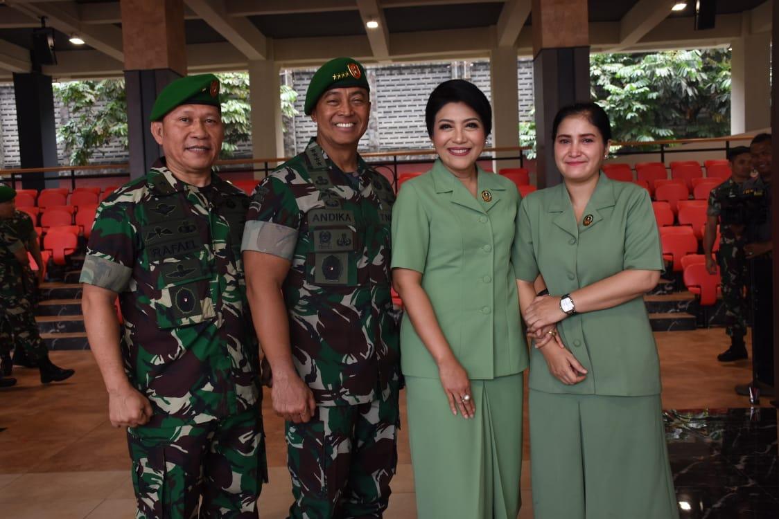 Brigjen TNI Rafael Granada Baay, Putra Tidore Jabat Aster Kaskogabwilhan