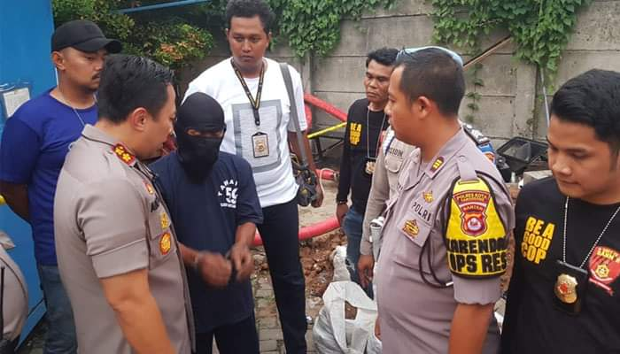 Polresta Tangerang Ungkap Motif Pria di Tangerang Taruh Benda Mirip Bom, Sakit Hati Tak Diterima Kerja