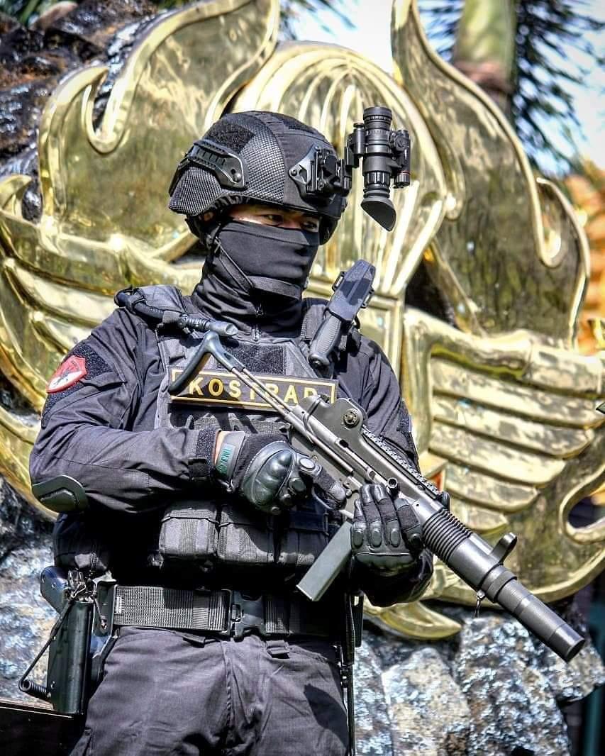 Peleton Intai Tempur (Tontaipur) TNI-AD