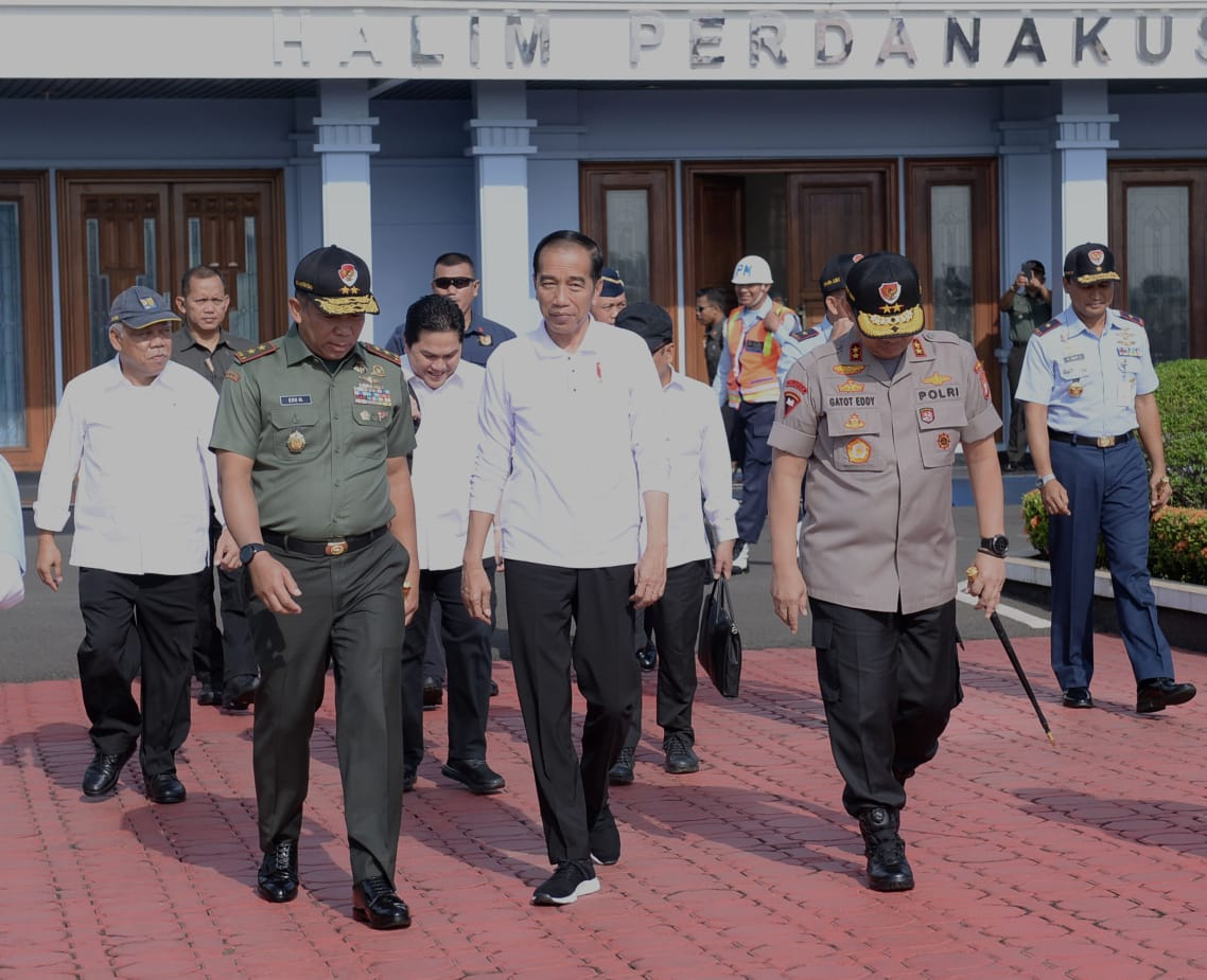 Ke Lampung, Presiden Jokowi Akan Resmikan Jalan Tol Terbanggi Besar – Pematang Panggang – Kayu Agung