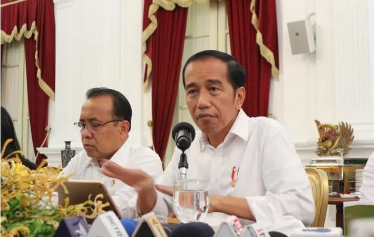 Bantah Intervensi, Presiden Jokowi Sebut Munas Urusan Internal Golkar