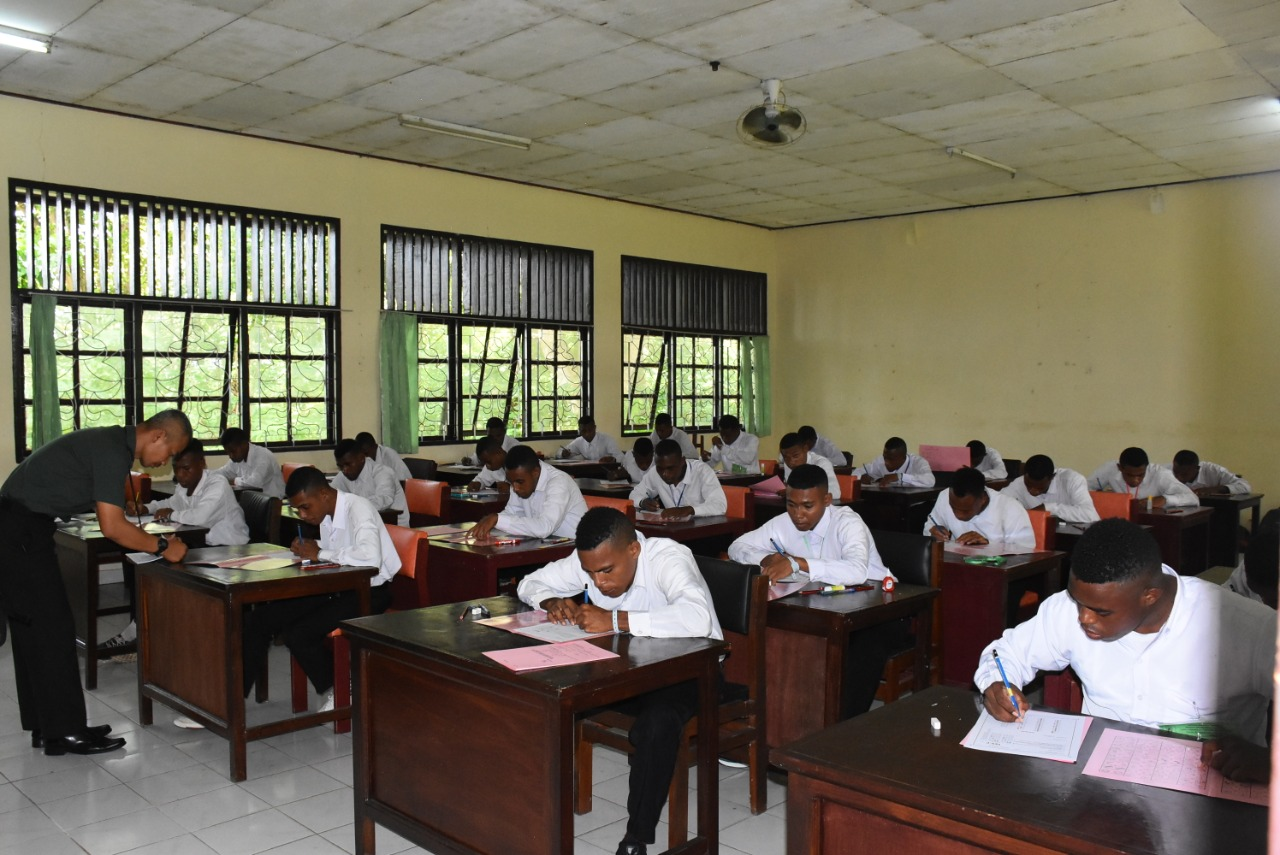 Bangga, Ribuan Pemuda Papua Ikuti Seleksi Calon Tamtama TNI AD, 80% yang Masuk Pendidikan adalah Putra Asli Daerah Papua