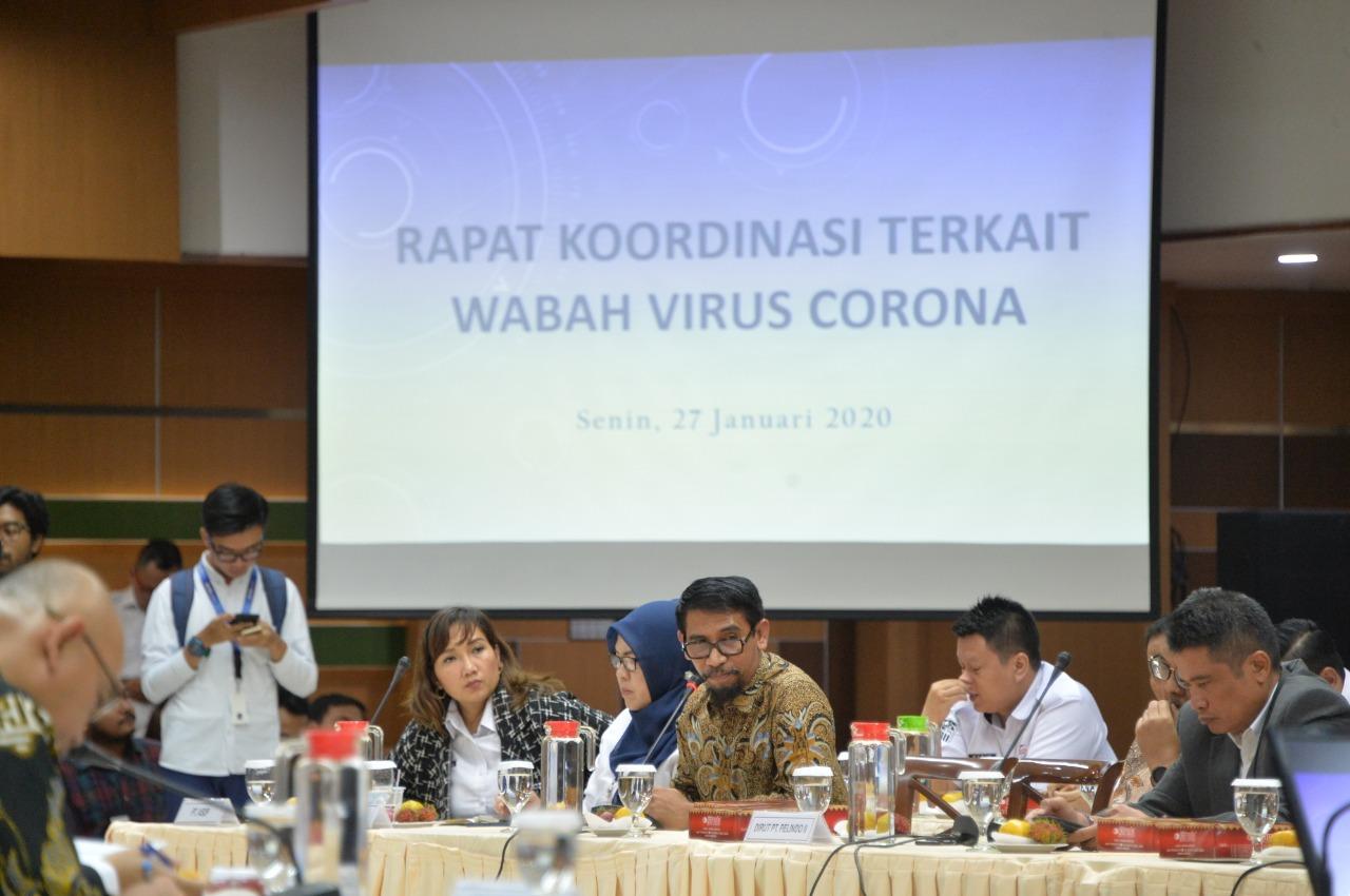 Pelindo IV Siapkan Thermo Detector di Pelabuhan, Waspadai Corona