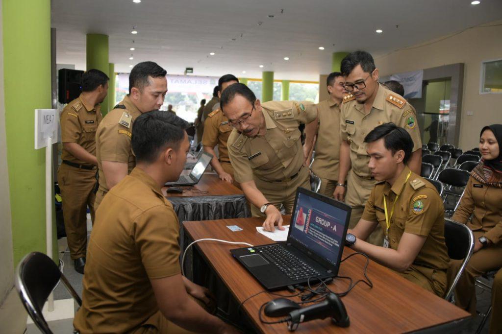 Pemerintah Daerah Jawa Barat Menyatakan Siap Menggelar SKD CPNS Tahun 2020