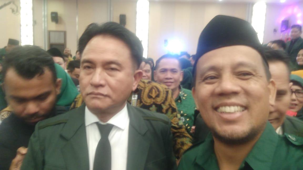 DPW PBB Kalteng Hadiri Musyawarah Dewan Partai Se Indonesia