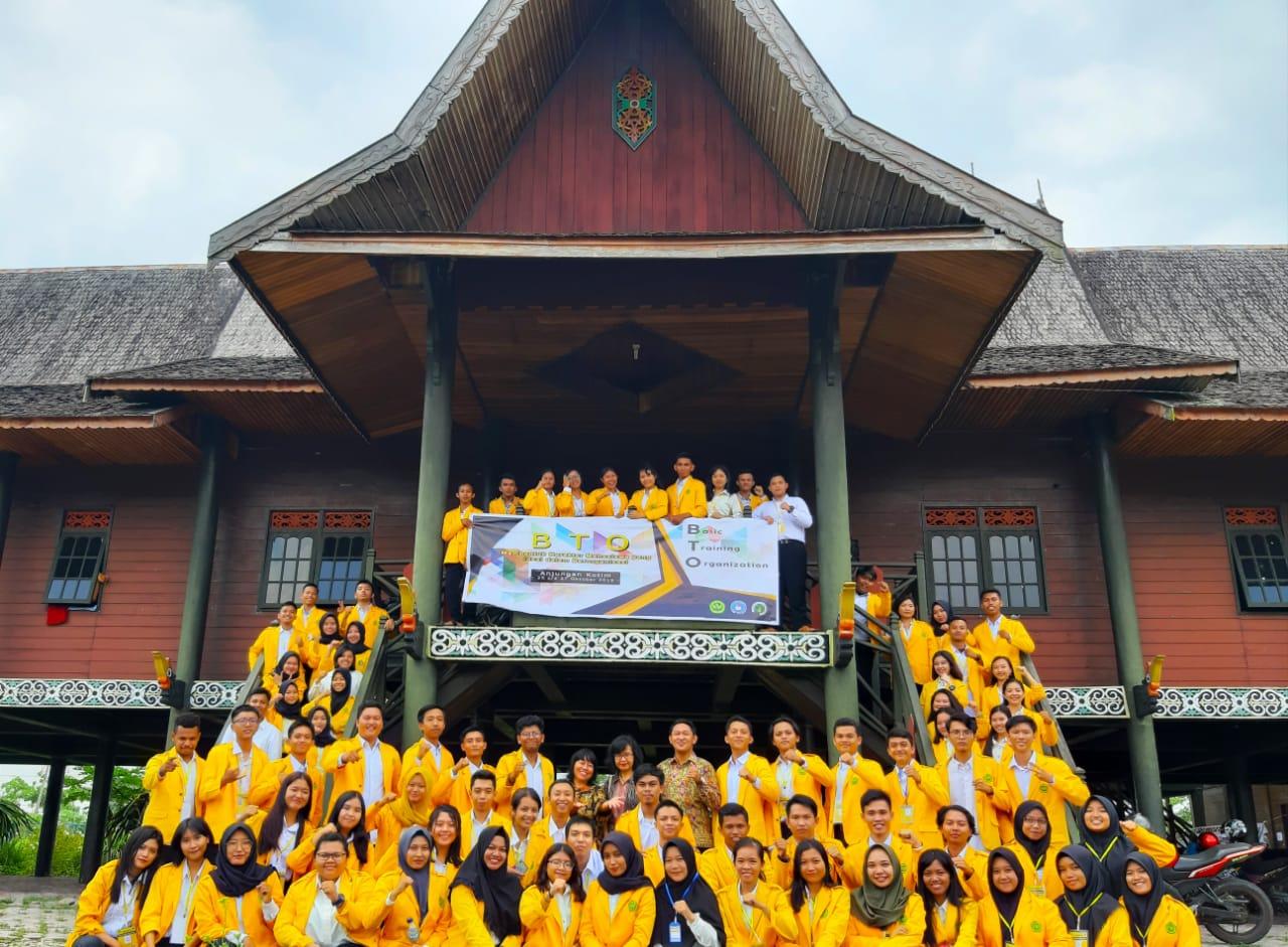Pertama Kali! HMJ Manajemen Mengadakan EXPO 2020