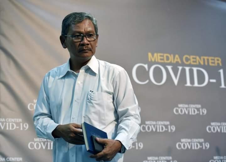 Achmad Yurianto: Bertambah 38 Orang, Total 172 Orang Positif Covid-19 Hingga 17 Maret