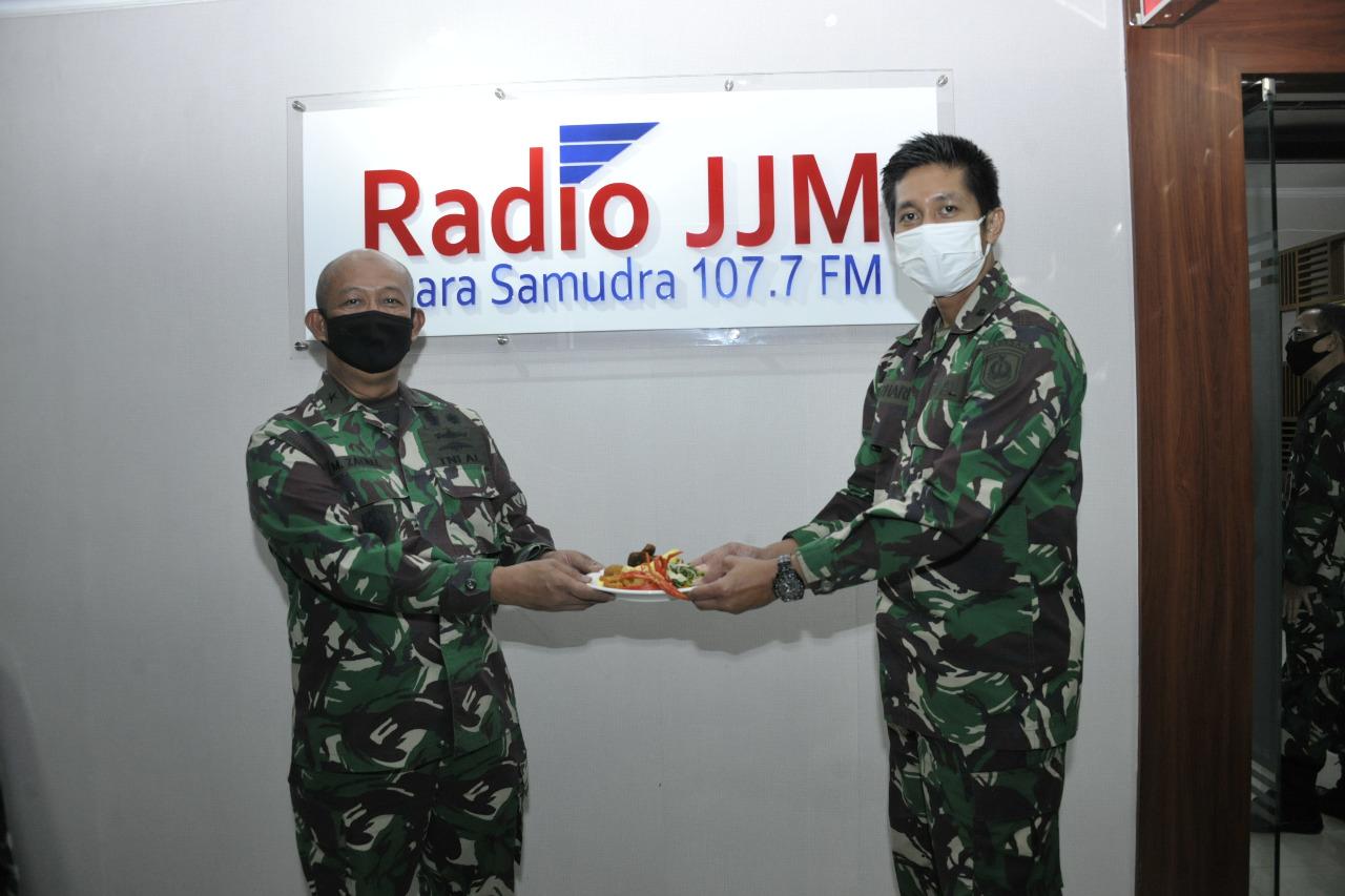 RADIO JJM 107.7 FM SEMAKIN DICINTAI MASYARAKAT