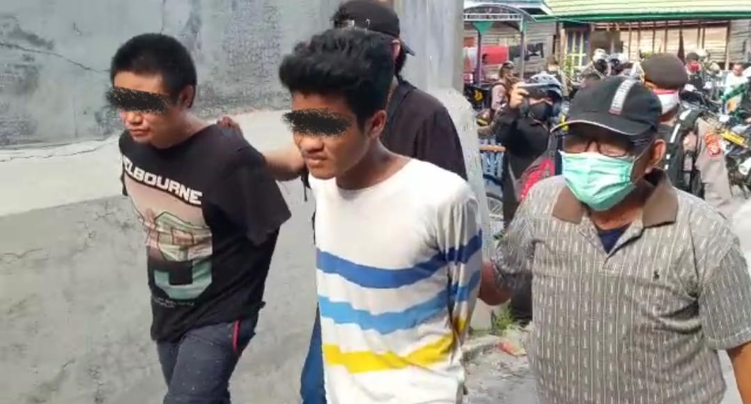 Bravo! BNNP Dan Ditsamapta Polda Kalteng. Grebek Komplek Narkoba Di Puntun.