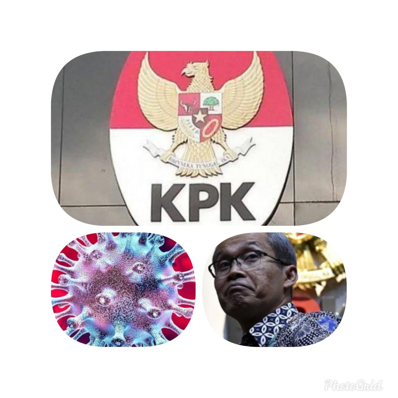 KPK Imbau Kalteng Transparan soal Anggaran Corona Rp810 M