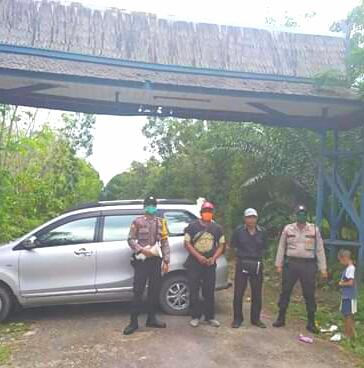 Pengunjung Danau Seluluk, Diperketat Putar Balik .