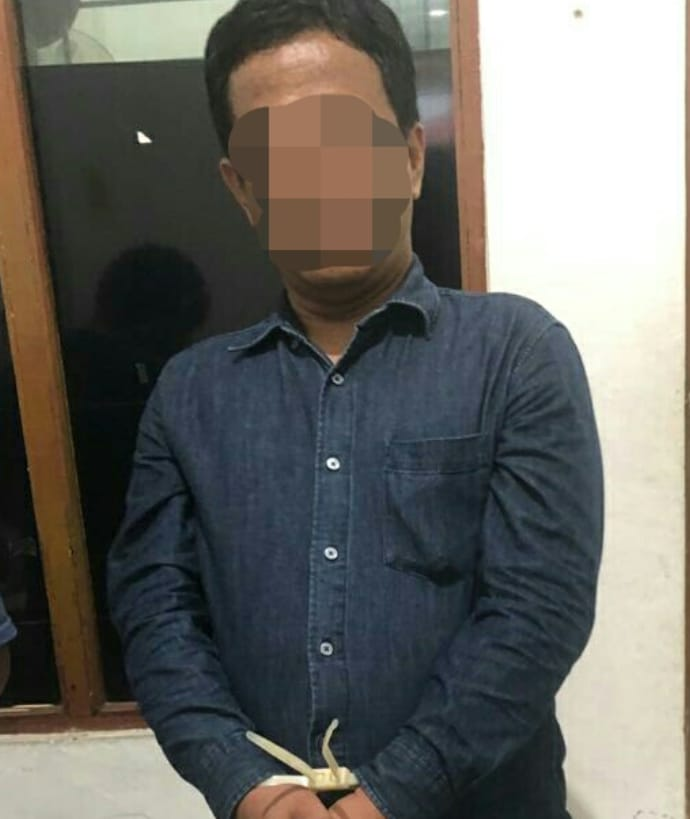 Memalukan Oknum Anggota DPRD Seruyan Ditangkap Polisi