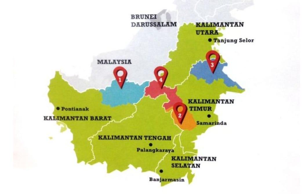 Perdebatan Nama Pulau Kalimantan Nomor tiga Di Dunia, Ramai Di Twitter.