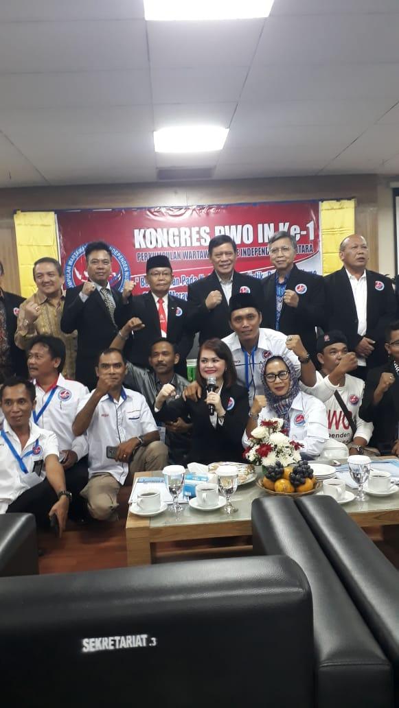 PWOINusantara Makin Profesional Dalam Menjalankan Organisasi Jurnalistik Media Online