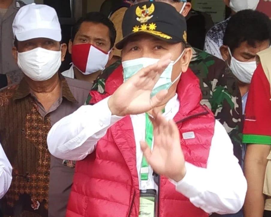 Gubernur Kalteng Minta Bupati Kapuas Terapkan PSBB Secara Konsisten