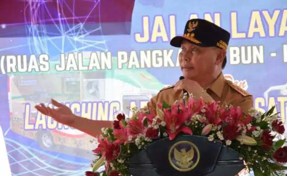 Gubernur Kalteng Sambut Baik Bank Kalteng Siap Go Publik