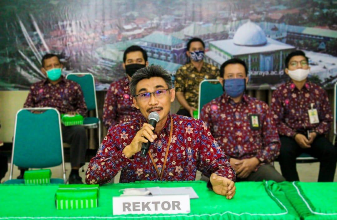 Perguruan Tinggi Swasta UMP Kalteng Calon Penerima Beasiswa Bank Indonesia