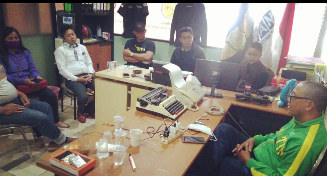 Pimpinan Pelopor, Ketua MOI Jatim dan Paspampres Diskusi Tentang Perkembangan Online