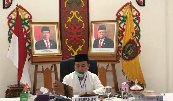 Gubernur : Kalteng Siap Gelar Pilkada Serentak 2020 Ditengah Pandemi Covid-19