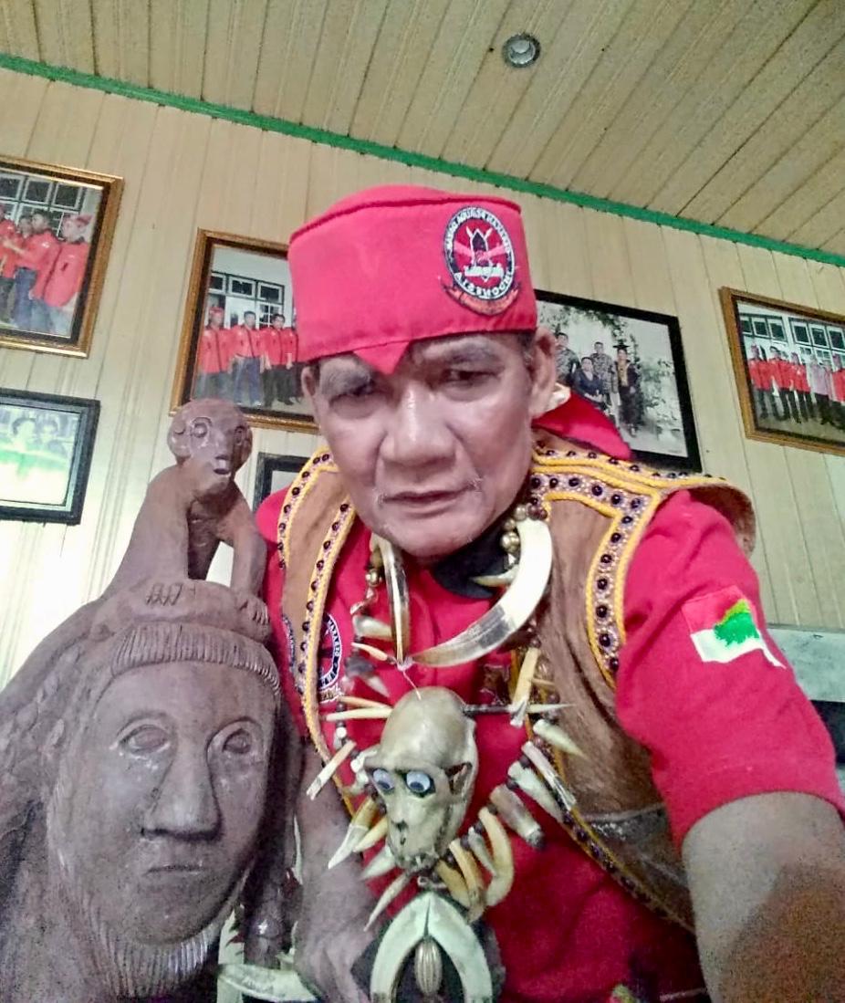 Ketua Gerdayak Barut Menanggapi Konflik PT. IUC dan warga Desa Muara Mea