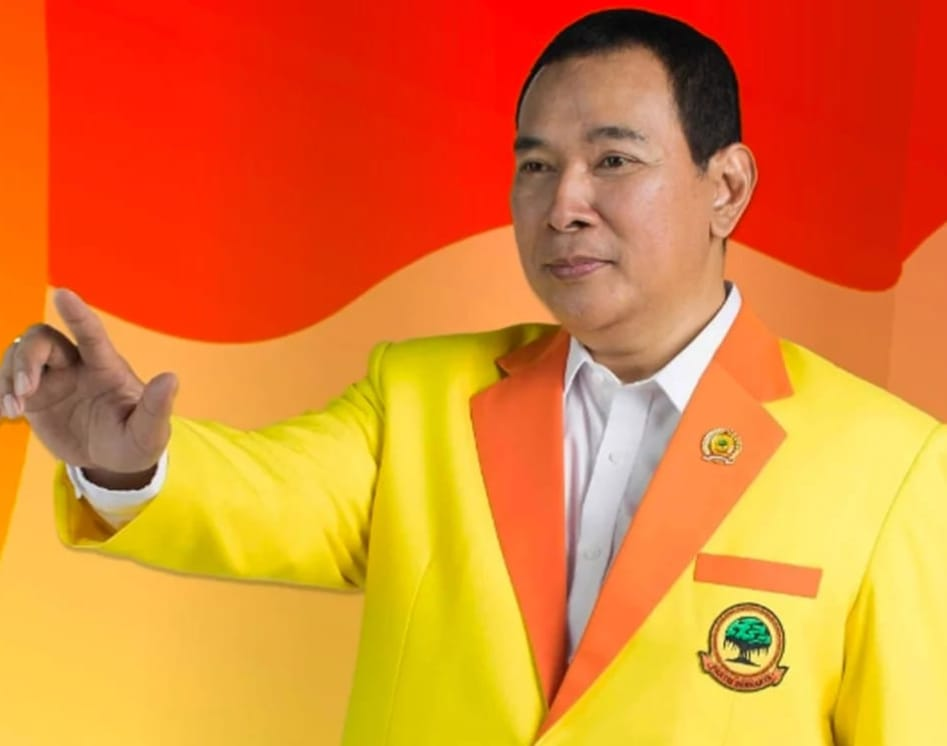 Musdalub Ilegal Partai Berkarya Dibubarkan Ketum Tomy Soeharto.