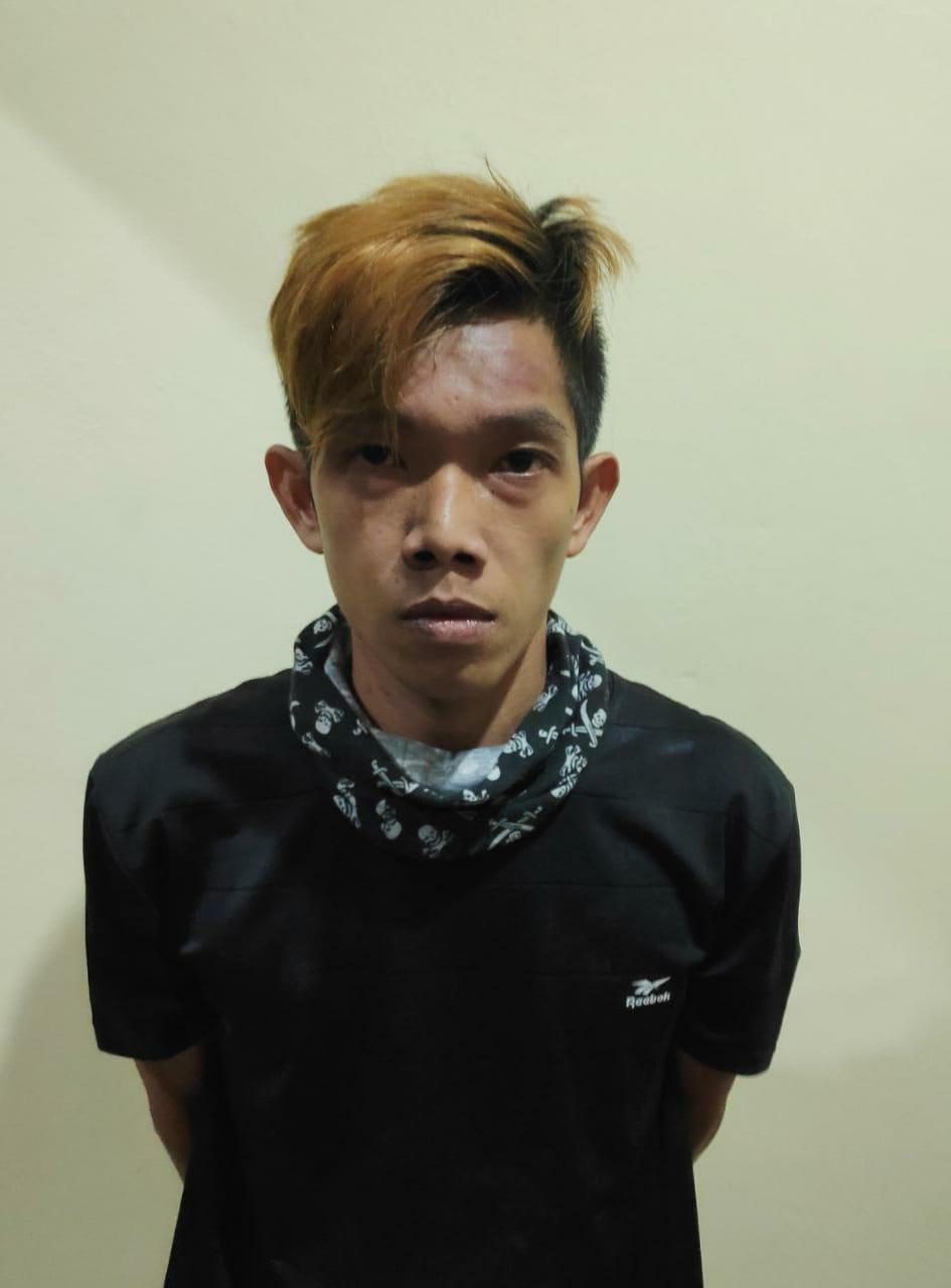Kemarin Ngaku Polisi, Sekarang AA Ditangkap Polda Kalteng Karena Narkoba