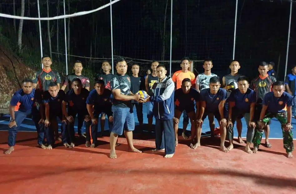 Satgas TMMD ke 108 Bersama Paskhas Bandung di Desa Wanakerta