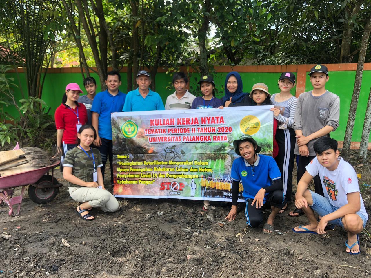 Mahasiswa UPR Peduli Lingkungan