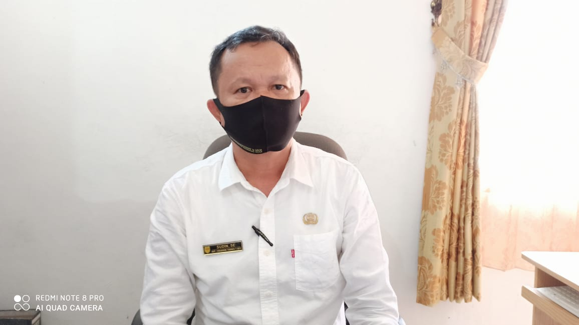 Plt Kepala Dinas Transmigrasi, Tenaga Kerja, Koperasi dan UKM Kabupaten Gunung Mas, Sudin