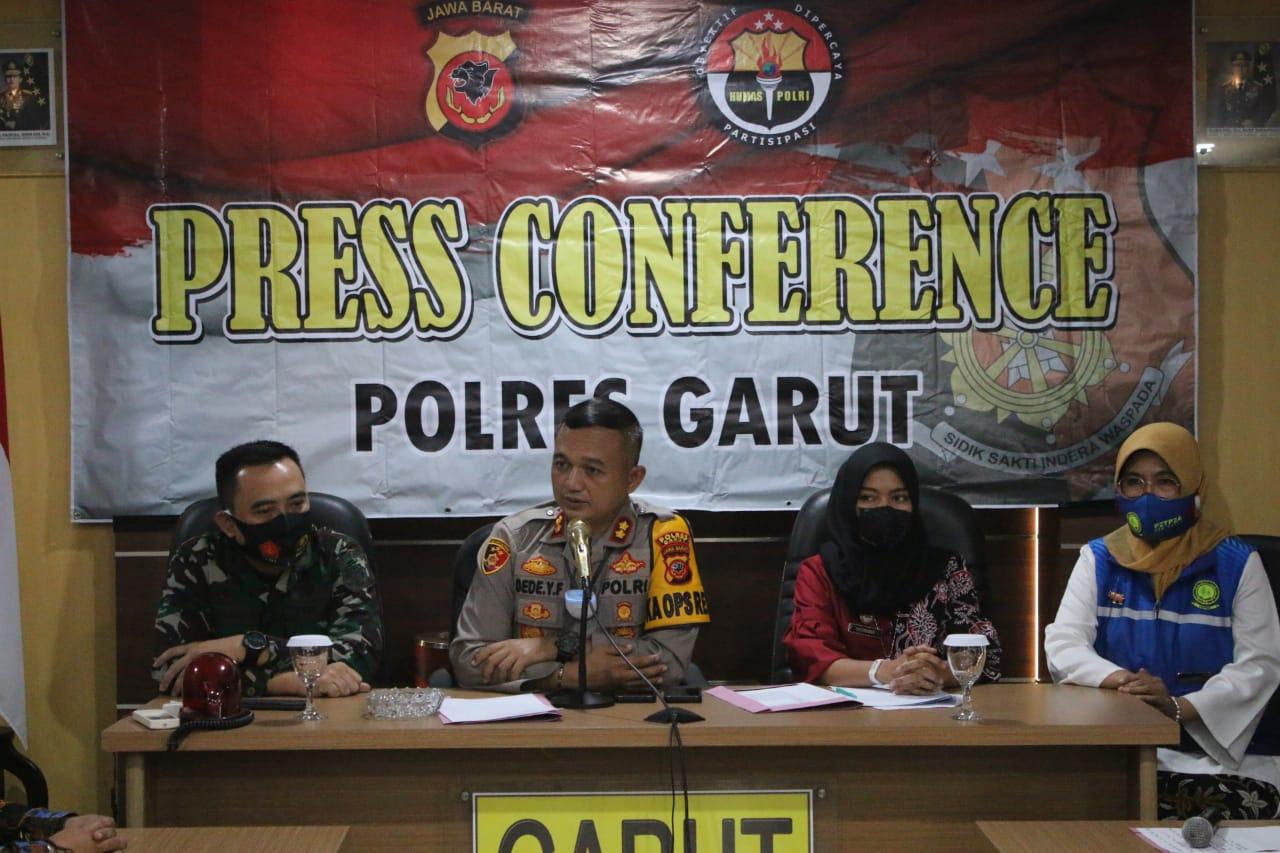 Tim Gabungan Tangkap Lima Pelaku Pencabutan Bendera Merah Putih