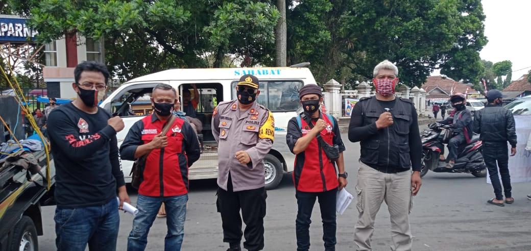 LSM Pitbuls Dpc Kabupaten Tasikmalaya Serukan Dukungan Deklarasi Damai Pilkada 2020 Serta Tolak Keras Masuknya Ajaran Syiah