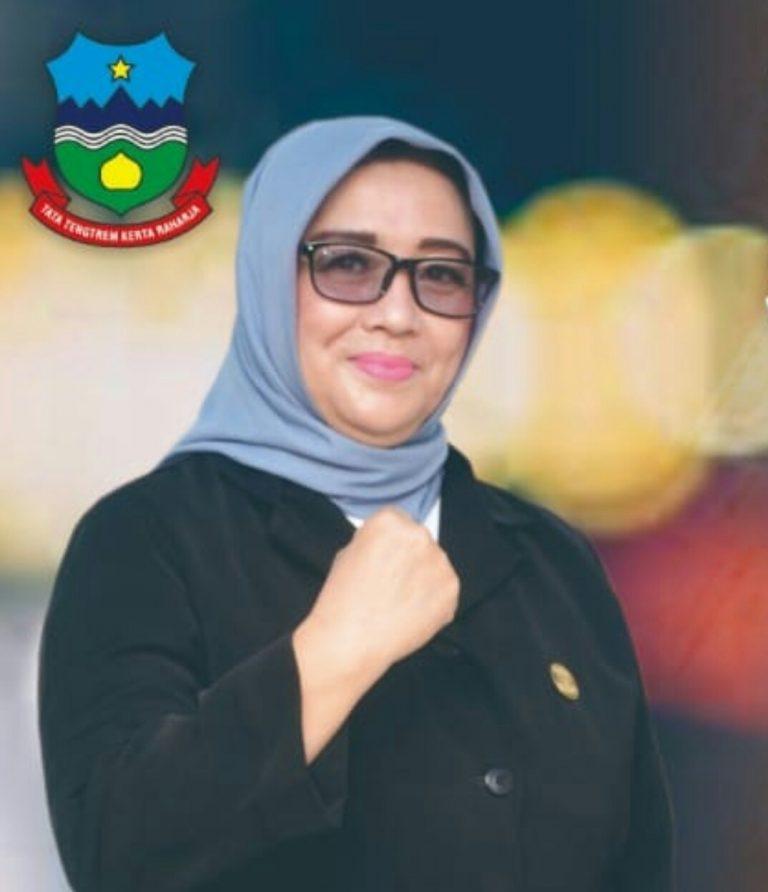 Srikandi Tangguh Euis Ida Wartiah, Terpilih Sebagai Ketua DPD Golkar Kab. Garut