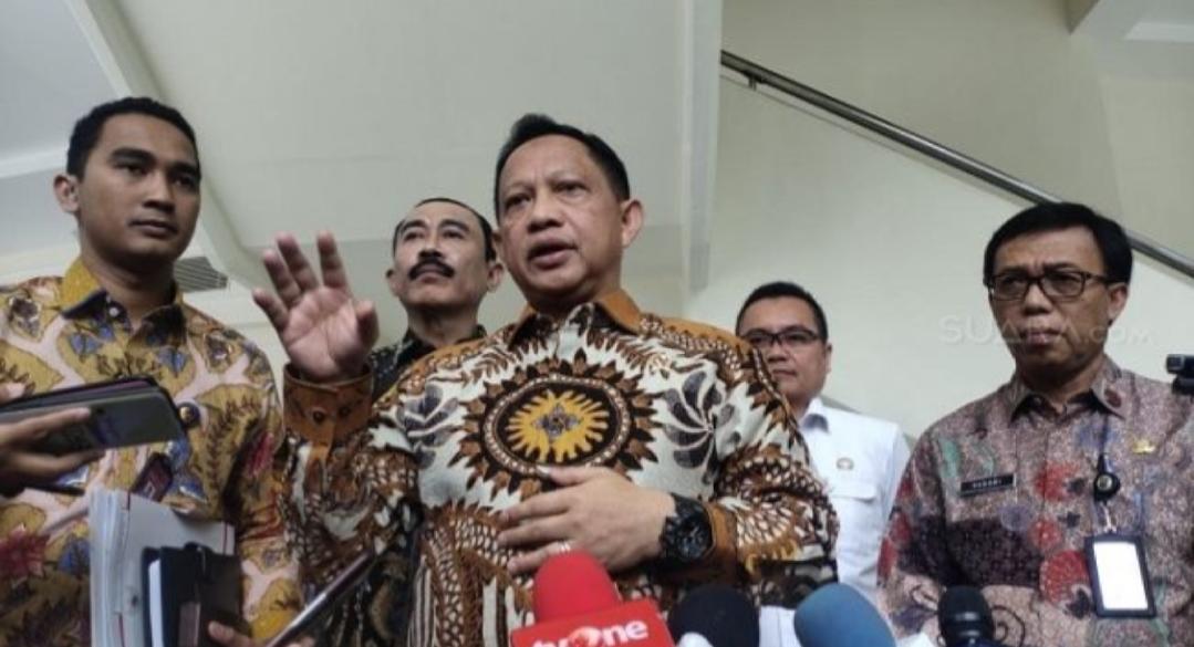 Mahfud MD Jabat Mendagri Sementara, Tito Karnavian?? Posisinya Apa ?