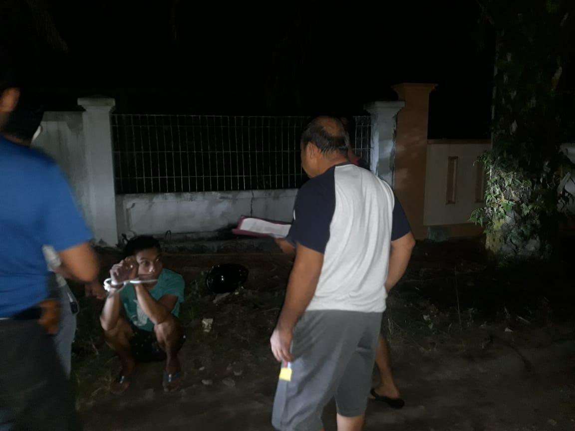 Pemuda Tumbang Malahoi Ditangan Ditresnarkoba Polda Kalteng