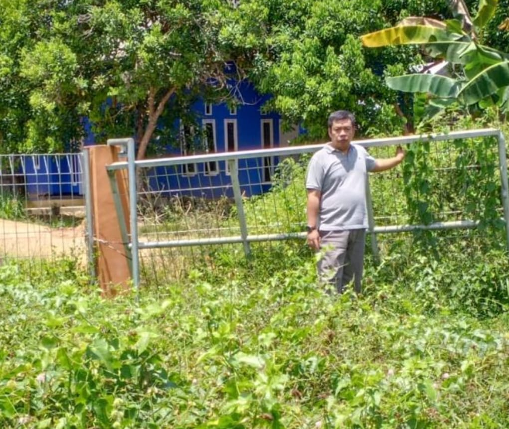 Lapangan Temanggung Guntum Lebo, Tak Terurus Pemkab Barito Timur