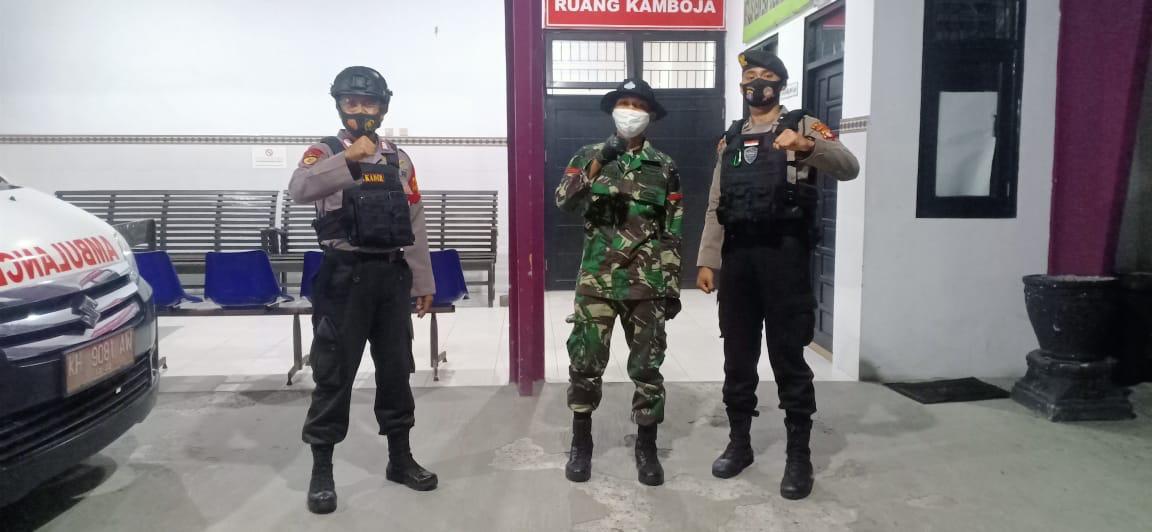 Kamtibmas Polresta Palangka Raya Peran Aktif Jaga Kondisi Keamanan 24 Jam