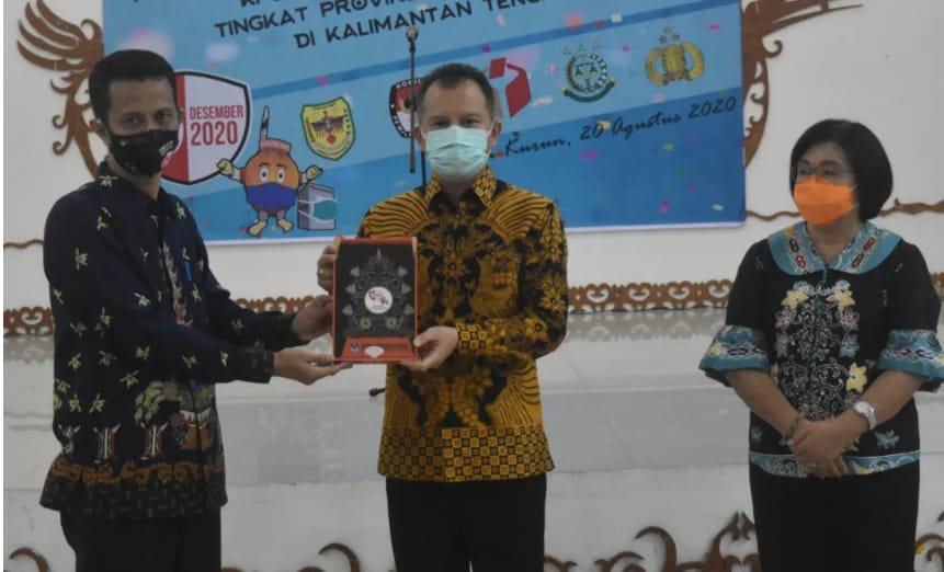 Kabupaten Gunung Mas Mendukung Penuh Anggenda Pemilihan Gubernur Wakil Gubernur Kalimantan Tengah
