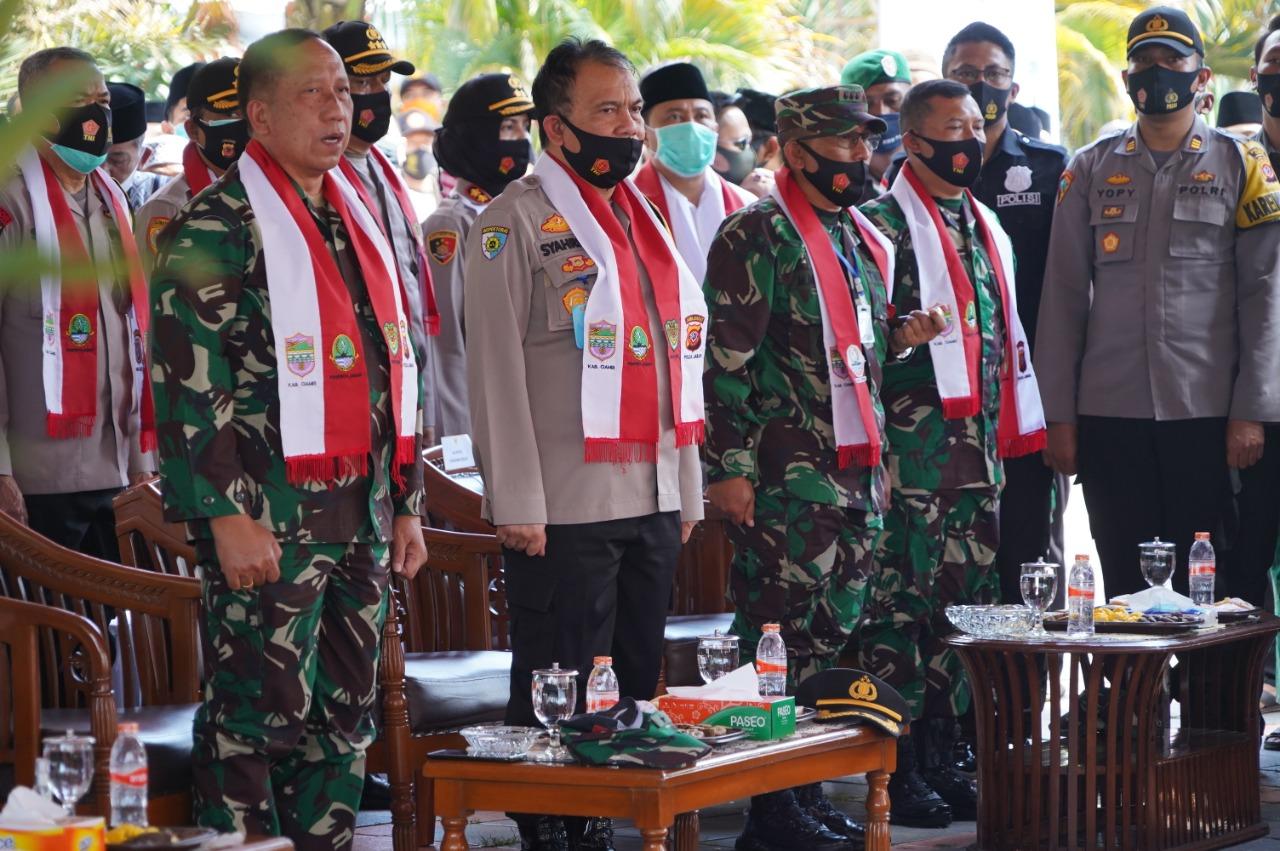 Silaturahmi Kebhinnekaan Dan Wawasan Kebangsaan bersama Wantimpres Maulana Al-Habib Muhammad Luthfi Bin Ali Bin Yahya