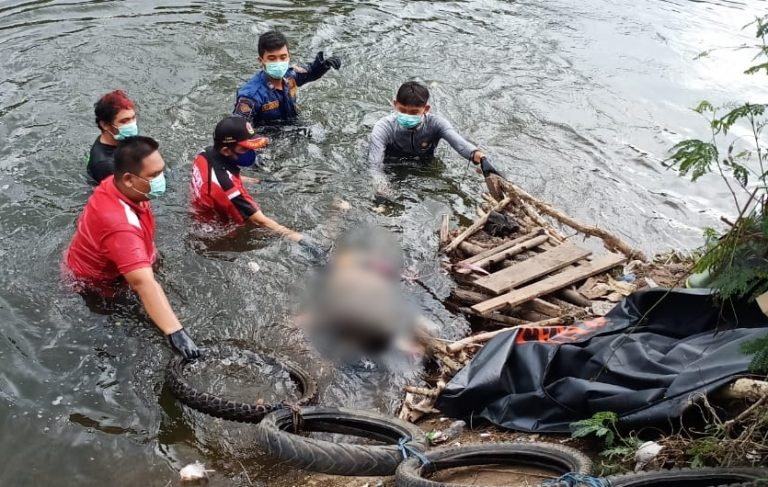 Mayat laki-laki ditemukan mengapung di saluran irigasi Riam Kanan, Sungai Sipai, Kabupaten Banjar