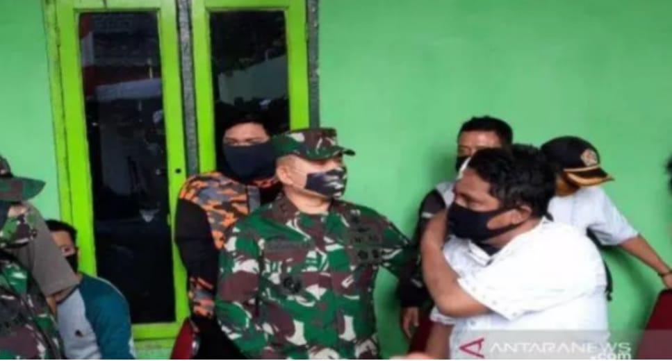 Salut Dan Jentelmen TNI AD, Ganti Rugi Insiden di Ciracas 76 Warga Sipil