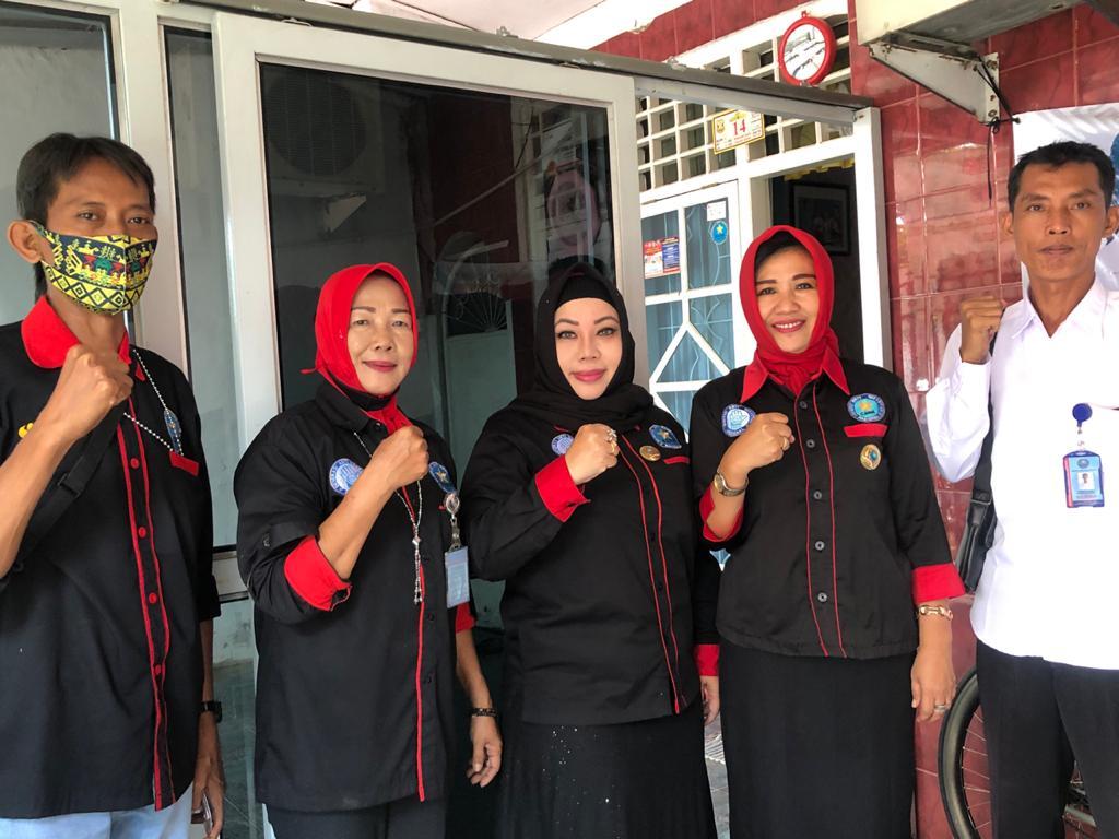 Kerja Nyata dan Harapan Penggiat Anti Narkoba GANN Di Lampung Timur
