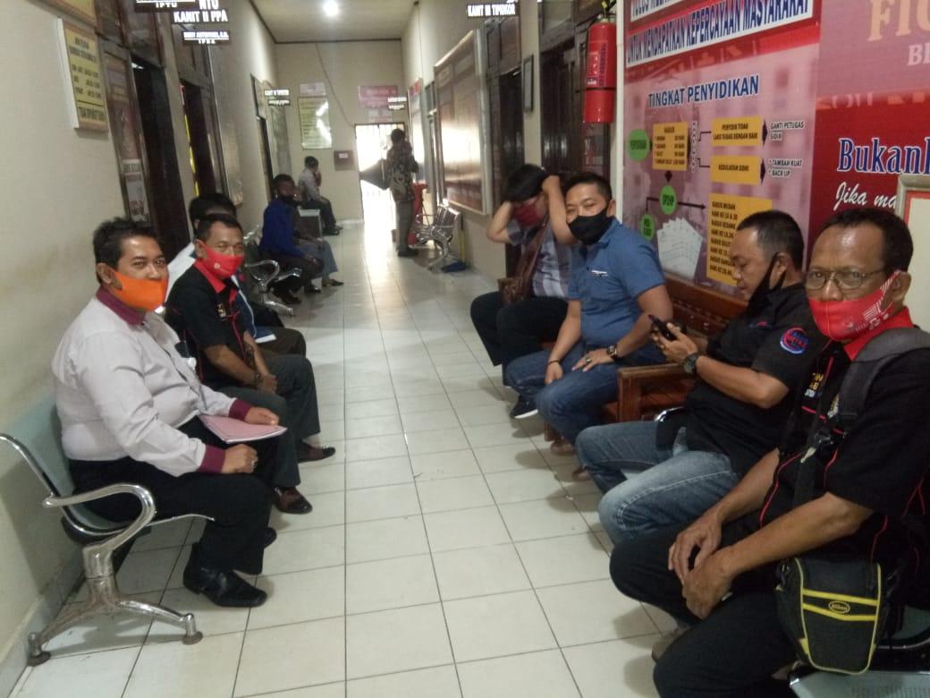 DPC. AWPI Lampura Dan Tim Kuasa Hukum Desak Polres Lampura Tentang Kekerasan Jurnalis