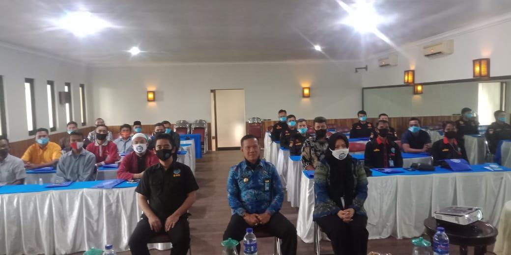 BNN Kabupaten Lampung Timur Adakan Workshop Di Lingkungan Masyarakat